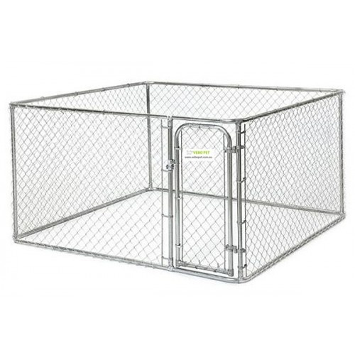 Buy outdoor dog runs in australia vebopetcomau for Dog run fence home depot