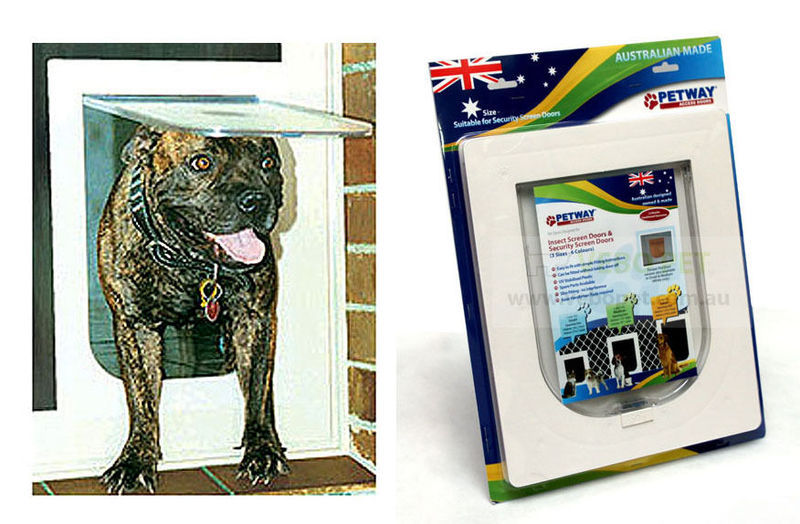 Petway Dog Doors For Sale Security Fly Screens Vebo Pet
