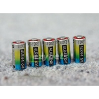 5 x 6V L1325 Alkaline batteries for Anti Bark Collars