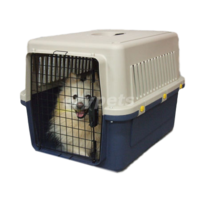 VEBO Airline Pet Carrier Crate for Small Pets (2 sizes)