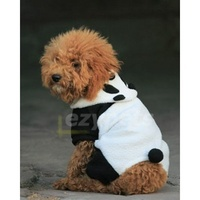 ASONPET Polar Fleece Panda Costume Dog Coat (5 sizes)