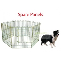 Replacement Panel for VEBO Heavy Duty 6-panel Dog Play Pen (2 sizes)