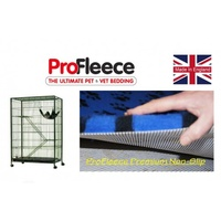 2x ProFleece Premium 1200gsm Dry Vet Bed for 3 Level Cat Cages (PCR223 and PCR224)