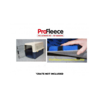 ProFleece 1200gsm Dry Vet Bed for VEBO Airline Crates
