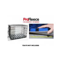 ProFleece 1200gsm Dry Vet Bed for Collapsible Wire Crates