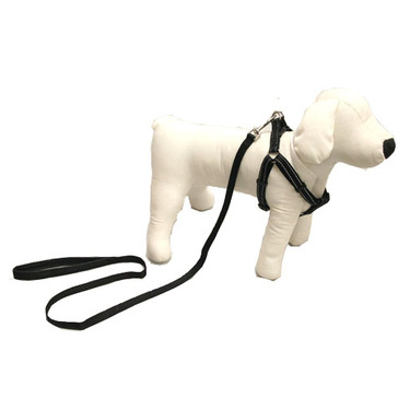 VEBO Step-in Walking Harness / Leash Set for Dogs [Size: Small]