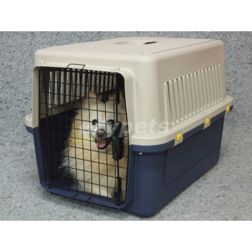 VEBO Airline Approved Pet Carrier Crate for Small Pets (XSmall)