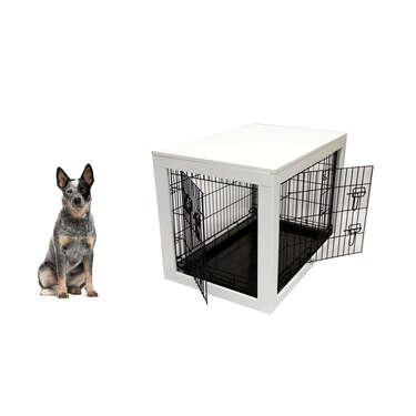 VEBO Wooden Dog Crate Kit (36inch LARGE)