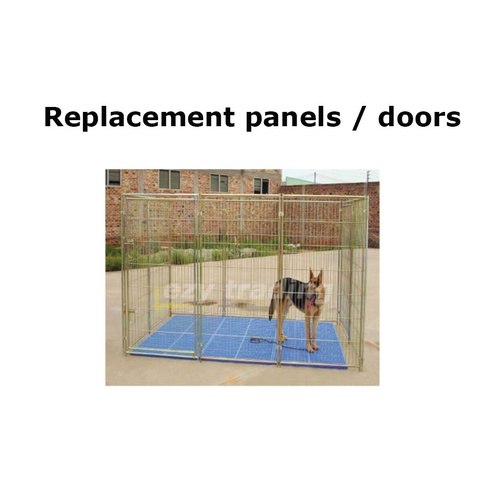 Replacement Panel for VEBO Welded Panel Dog Kennel Run