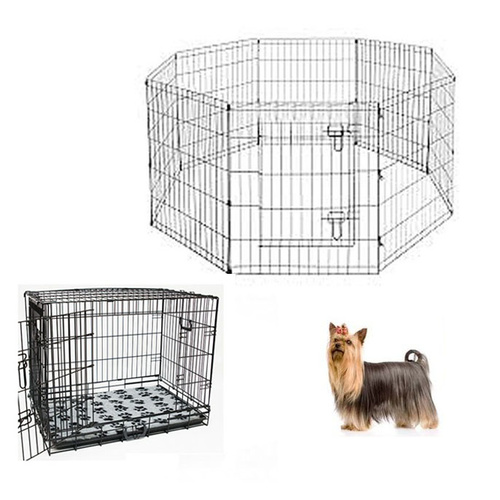 VEBO Puppy 1st Home Enclosure Kit (Small)